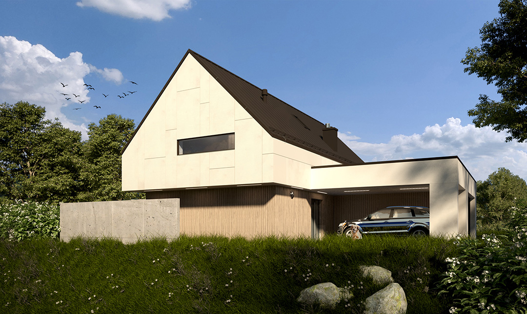 Passive house Sheffield architectural services