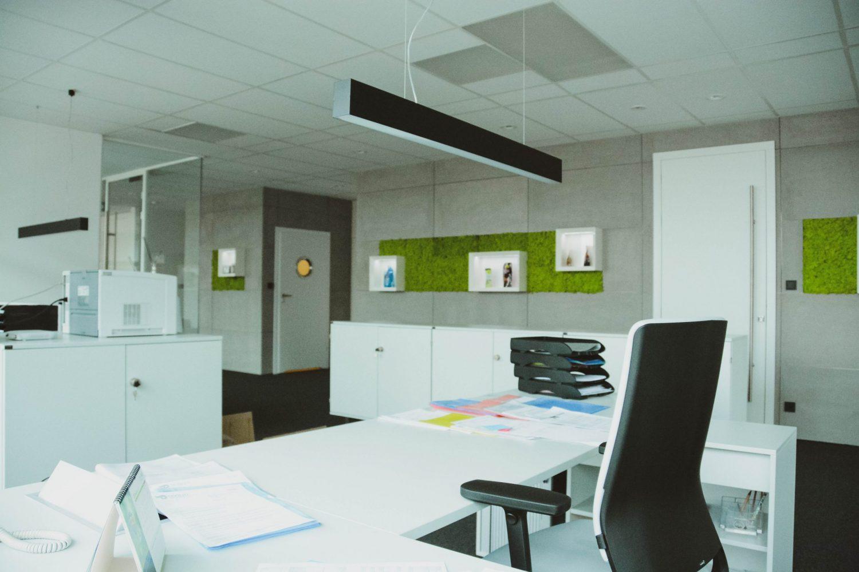 1 Open space office